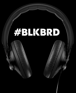Citiscape Uptown Headphones Blackbird version
